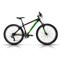 Bicicleta mtb megamo fun rigida 27.5 2017 verde