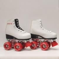 Patines para patinaje artistico amaya vista lateral